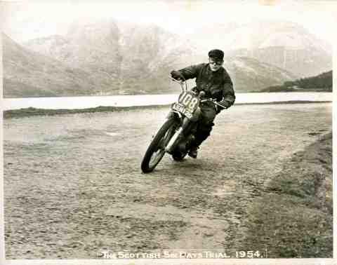 J Lilley 1954 SSDT