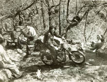 J N Clarkson 1953 - Matchless - Devils Staircase - Ray Biddle - reduced