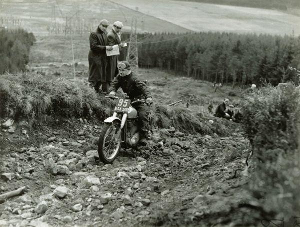 J V Smith 1957 Auchterawe