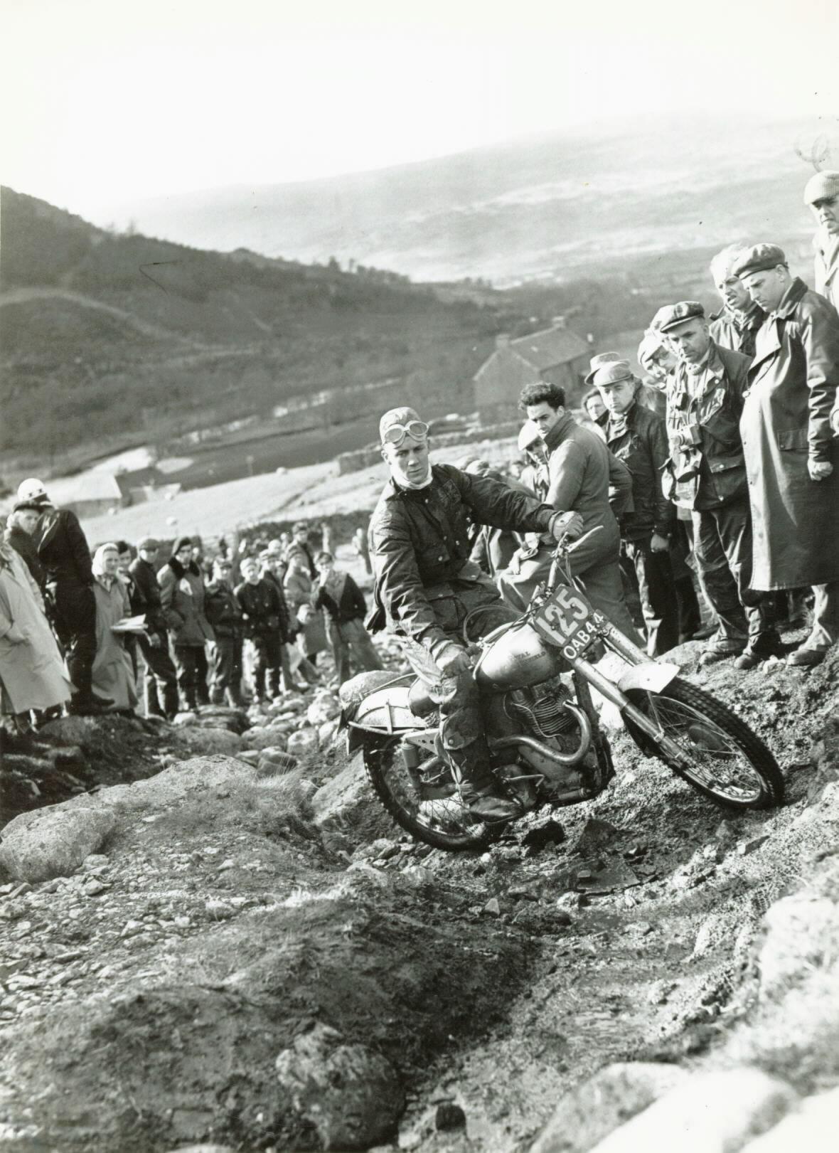 P Stirland Ben Nevis1957