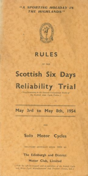 rules 1954