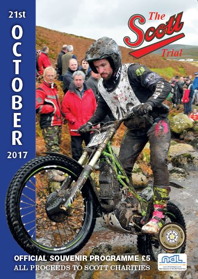 2017 - Scott Trial 2017 Prog Front Cover