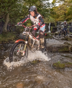 Chloe Richardson (Beta) at Orgate, she finished in 77th position on
