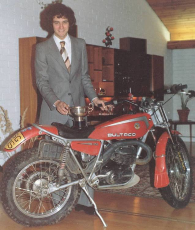 1978 JOM Bultaco 325
