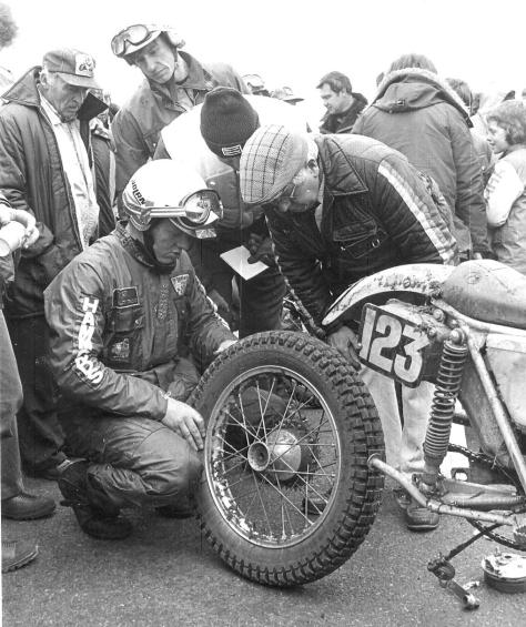 1979 - Martin Lampkin - Reg May - EK Photo