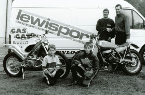 2000 - Lewisport - Sherco - Bultaco - Boys - JOM photo