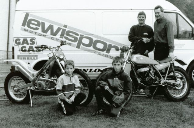 2000 - Lewisport - Sherco - Bultaco - Boys - JOM photo