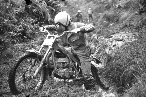 A most unusual Bultaco