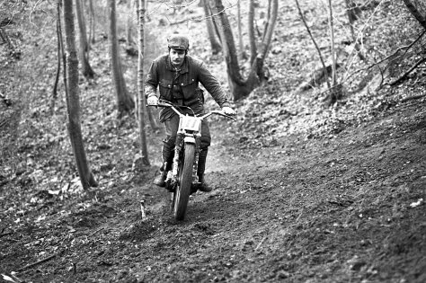 After trial testing Rapley on a 348 Montesa