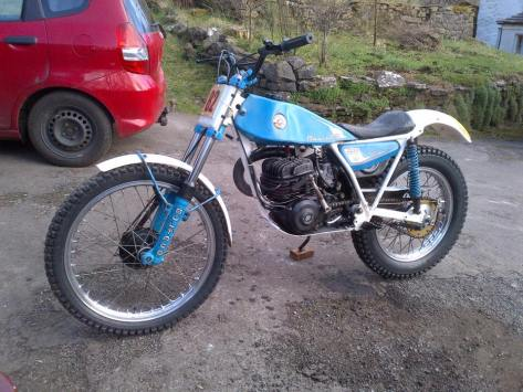 Bultaco 198B -BH