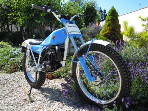 Bultaco 250 Sherpa T Type 198B Syndicalista de 1981