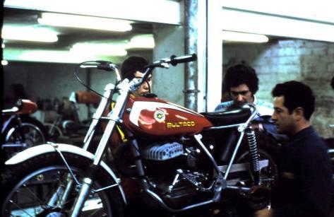 Bultaco mod.133 - YV