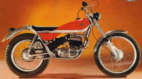Bultaco mod-80 - 1971