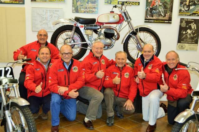 Bultaco Team - 2014