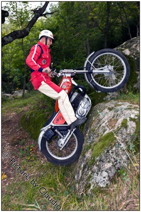 Coutard Bultaco - Claudio Picture