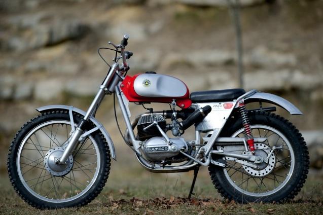 Gilles Escuyer Bultaco T10 Ex Jean Bohec