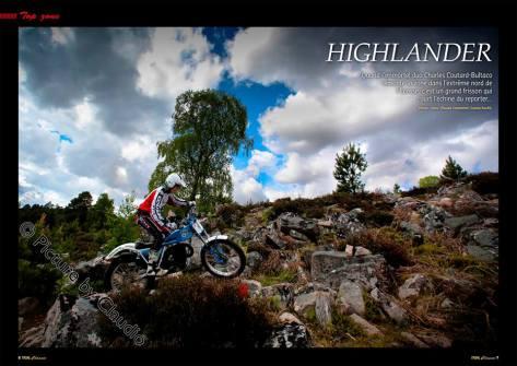 Highland Classic - Claudio Picture