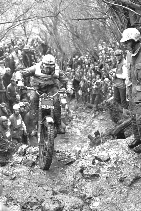 Malcolm Rathmell World trial 1975