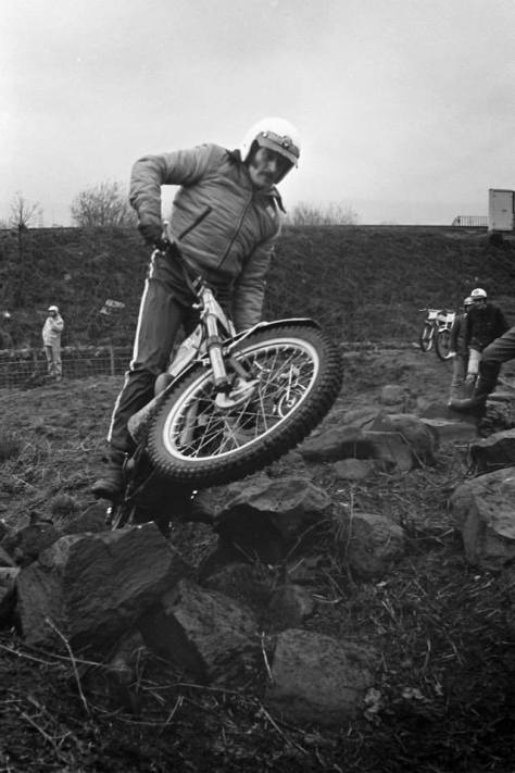 Peter Rem Bultaco - JY