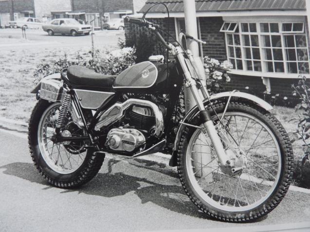 Rappers Bultaco - 1976 - MR