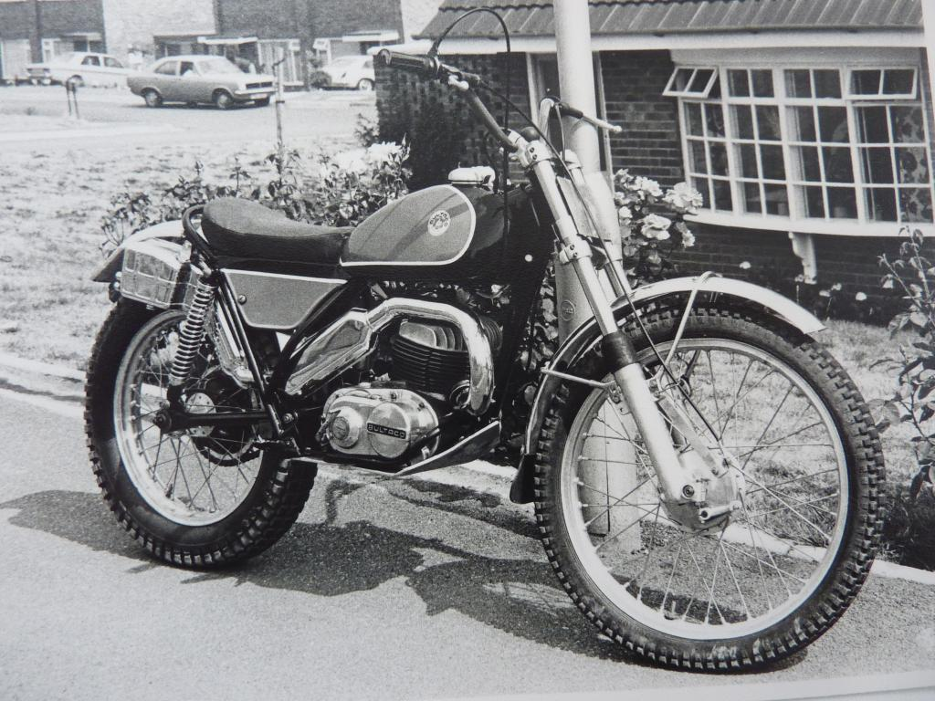 rappers bultaco mr