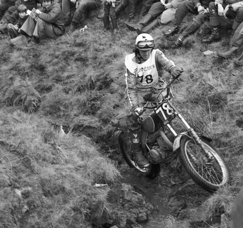 Ray Haslam Scott Trial about 1980