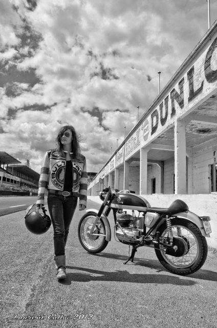 Riems Bultaco - Laurent Philippe Callot