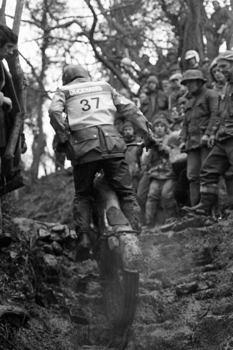 Rob Edwards - World trial 1975