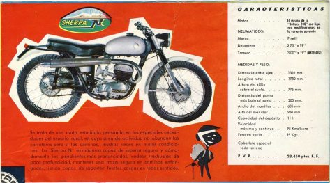 Sherpa N - brochure