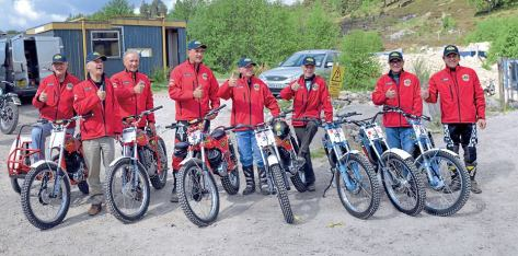 Team Bultaco Classic June 2013 - Alvie