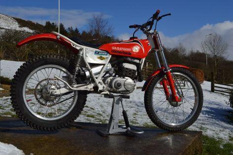125 Bultaco OS - Vesty
