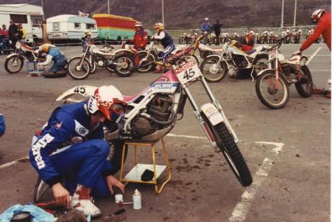 1988 John Shirt Jnr (Honda) 2
