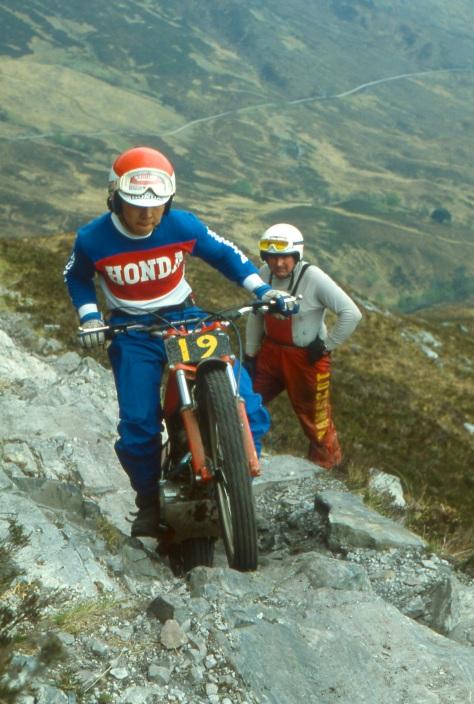 K Hattori'80 Cailliach