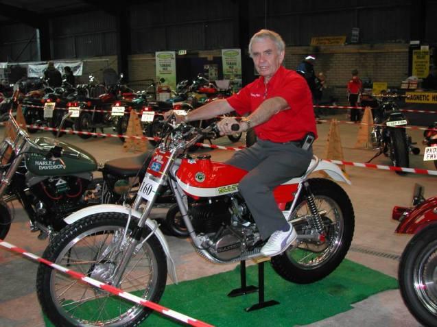 Tommy Robb Bultaco