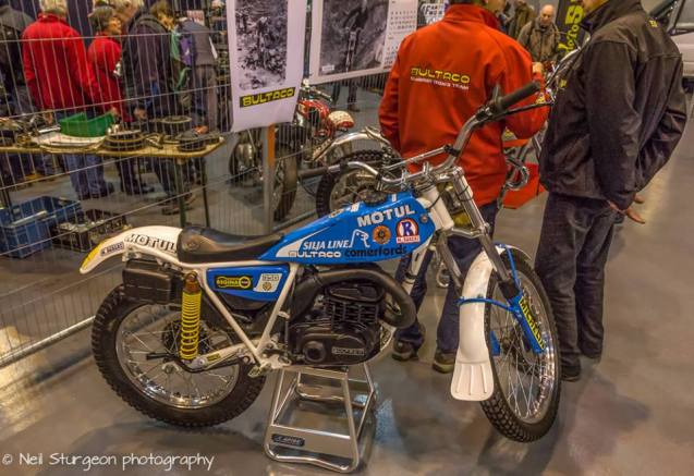 Vesty Bultaco - NS photo