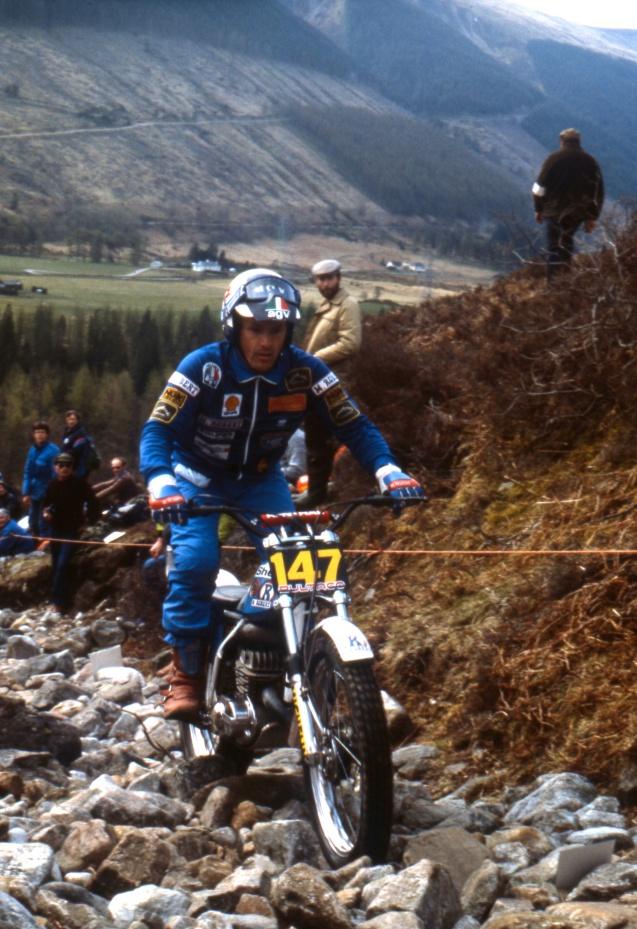 Vesty Laggan locks - 1983