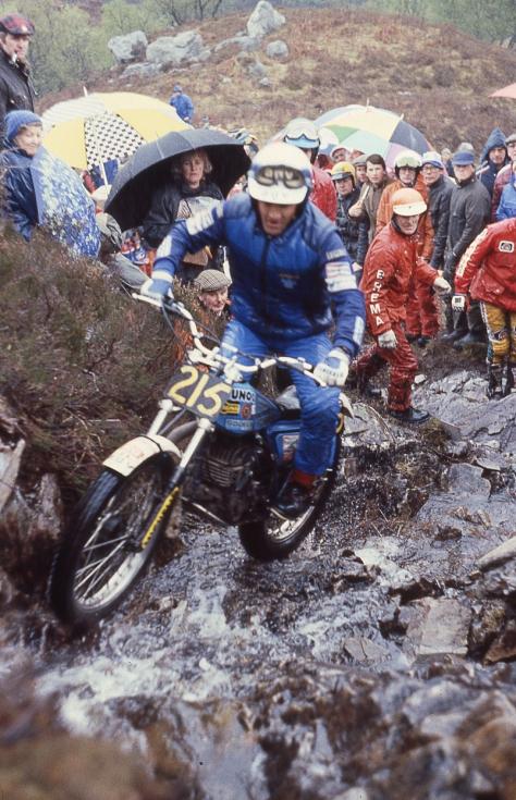 Yrjo Vesterinen'81 cameron Hill