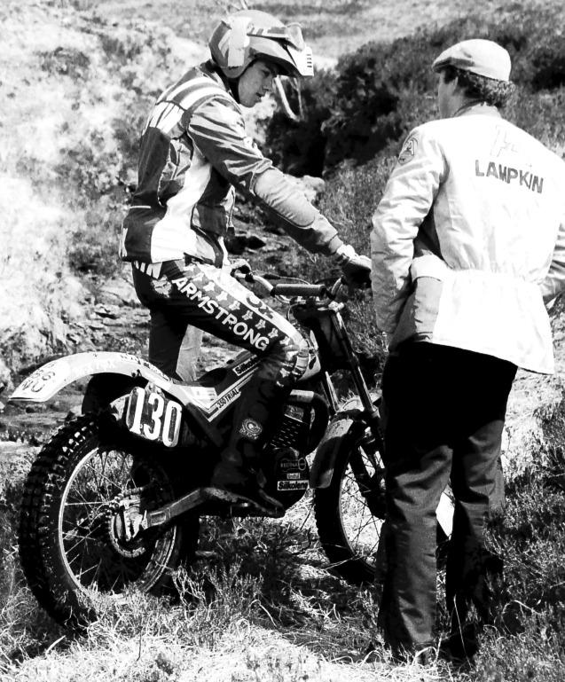 1985 John Lampkin (Armstrong)