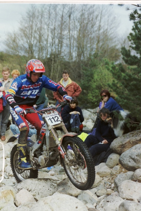 1995 Dougie Lampkin (Beta)