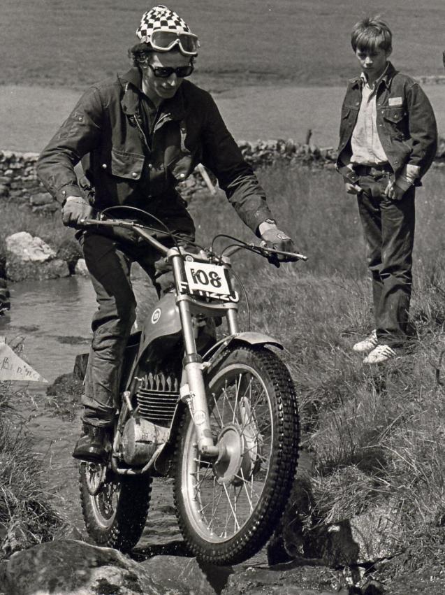 EK Alan Jefferies 1971