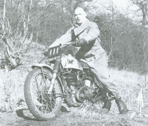 1952 Scott Trial - Ray Biddle