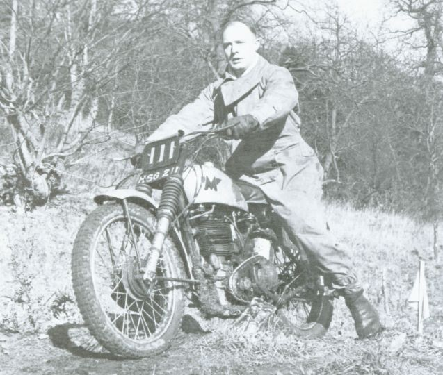 1952 Scott Trial - Ray Biddle