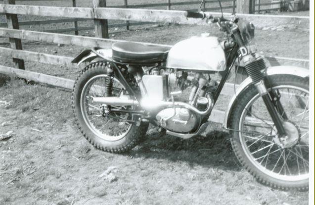 1966 - SSDT - Gordon Farley Triumph