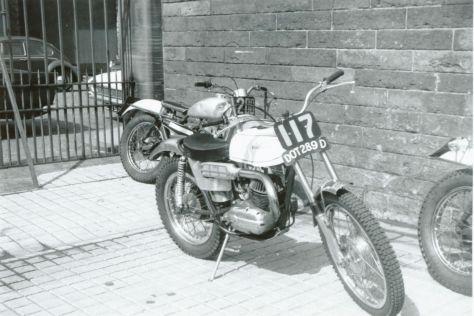 1966 - SSDT - Mick Andrews Bultaco DOT289D - 1