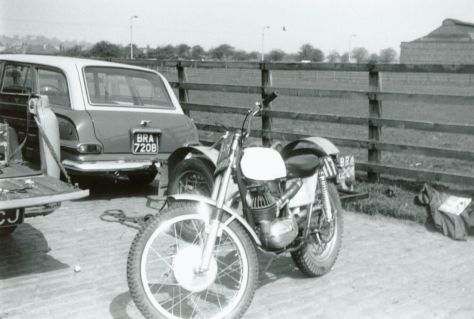 1966 - SSDT - Mick Andrews Bultaco - DOT289D 2