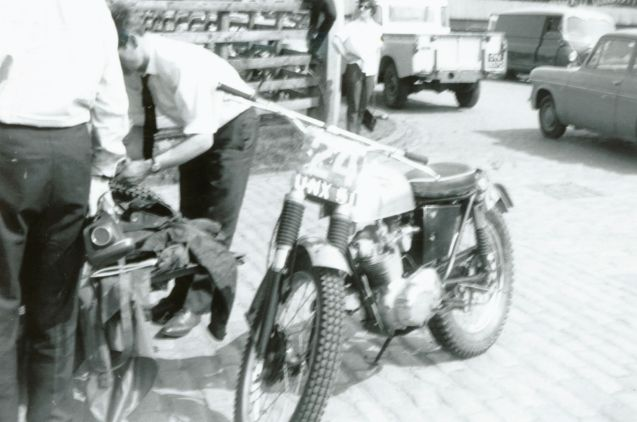 1966 - SSDT - Ray Sayer - Triumph