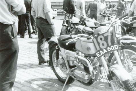 1966 - SSDT - Sammy Miller Bultaco EAA60D - 1
