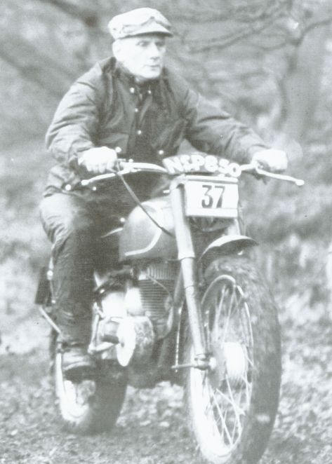 Jim Birrell - 1951 Highland 2 Day Trial