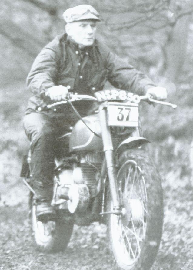 Jim Birrell - 1951 Highland 2 Day Trial