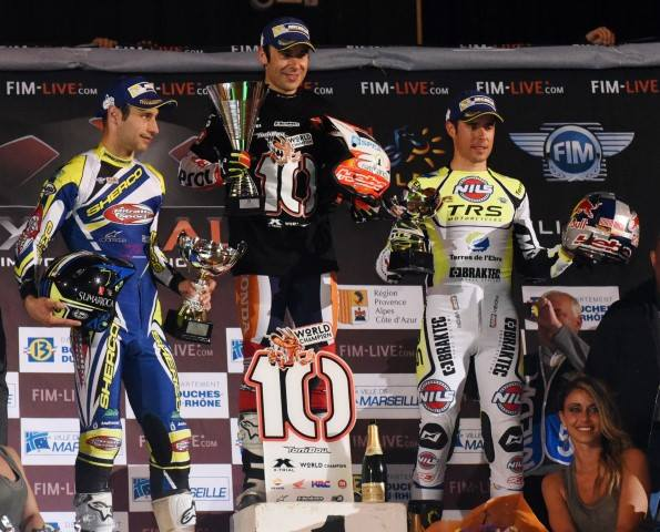 Toni Bou 10 Titles - TM